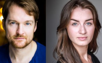 Manchester Theatre - Killian Donnelly and Holly-Anne Hull in Phantom of the Opera