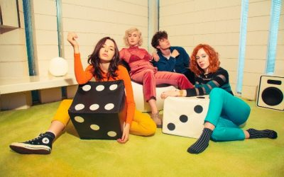 The Regrettes bring new album to Manchester's Deaf Institute