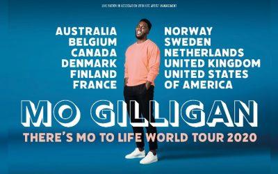 Mo Gilligan announces UK tour including Manchester's O2 Apollo
