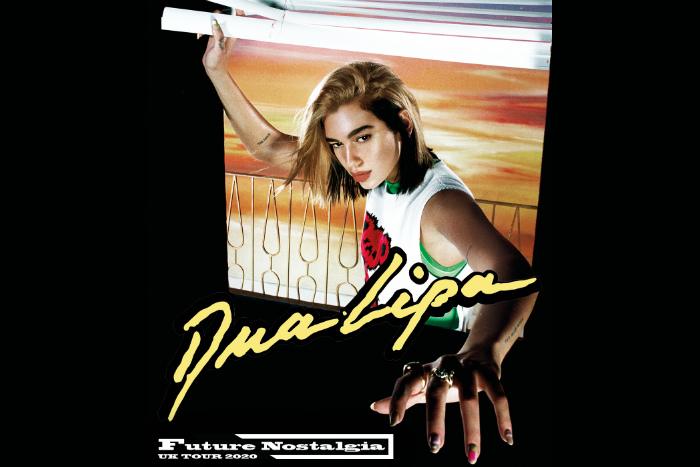 Dua Lipa announces UK tour including Manchester Arena