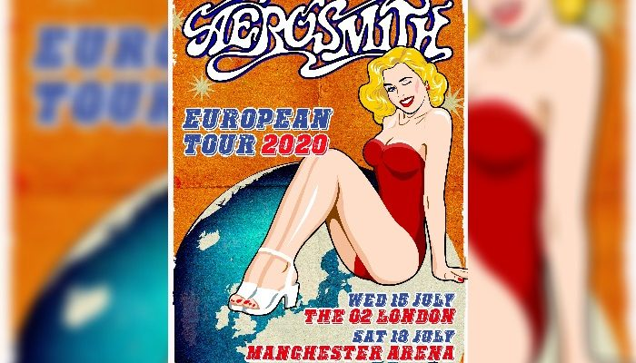 Manchester gigs - Aerosmith