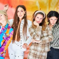 Manchester gigs - Hinds - image courtesy Andrea Savall