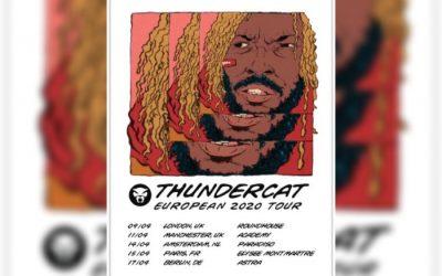 Thundercat announces Manchester Academy gig