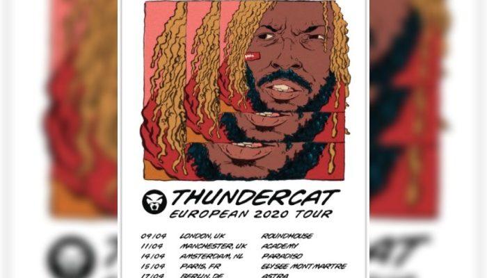 Manchester gigs - Thundercat