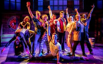 PAST PRODUCTION IMAGES 2018 - The Cast of Heathers The Musical - Pamela Raith Photography (039)