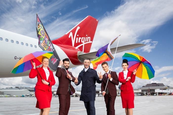 Virgin to sponsor Manchester Pride Festival