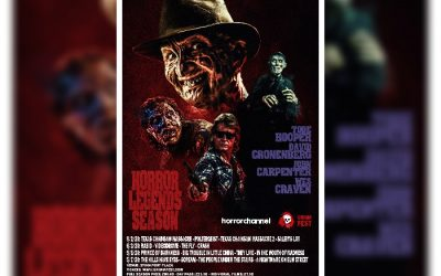 Grimmfest to celebrate the history of horror cinema