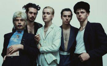 Manchester gigs - HMLTD - image courtesy Sarah Piantadosi