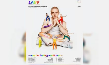 Lauv announces UK tour dates including Manchester Academy