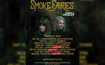 Manchester gigs - Smoke Fairies