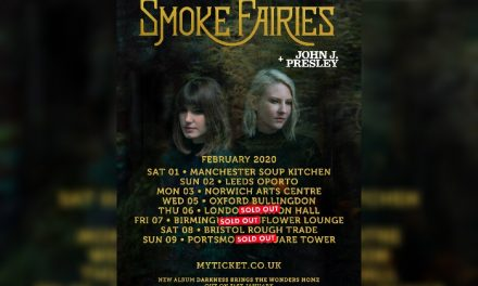 Smoke Fairies to open their first UK tour in four years at Soup Kitchen