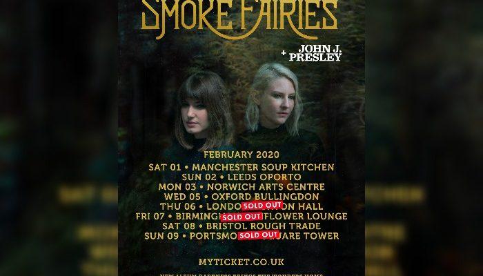 Manchester gigs - Smoke Fairies