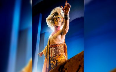 Nick Afoa to perform role of Simba in The Lion King at Manchester's Palace Theatre