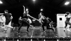 The company in rehearsals for Back to the Future The Musical, credit Sean Ebsworth Barnes (2)