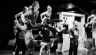 The company in rehearsals for Back to the Future The Musical, credit Sean Ebsworth Barnes (3)