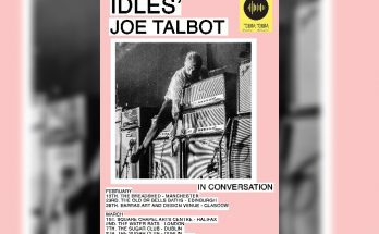 Idles Joe Talbot in conversation