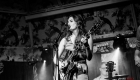 image of Manchester singer songwriter Isobel Holly at the Deaf Institute