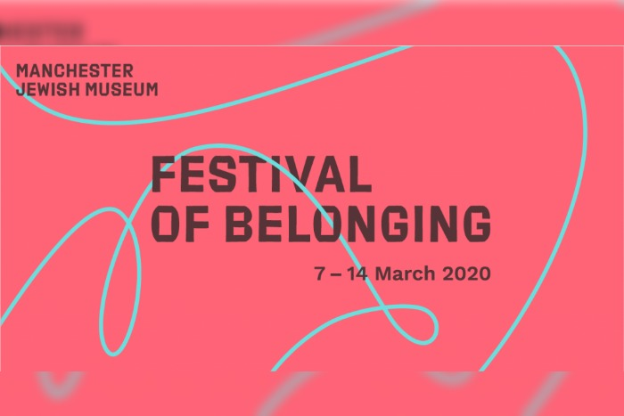 Manchester Jewish Museum to present its first ever Festival of Belonging