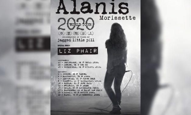 Alanis Morissette announces UK tour including Manchester Arena gig