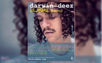Manchester gigs - Darwin Deez
