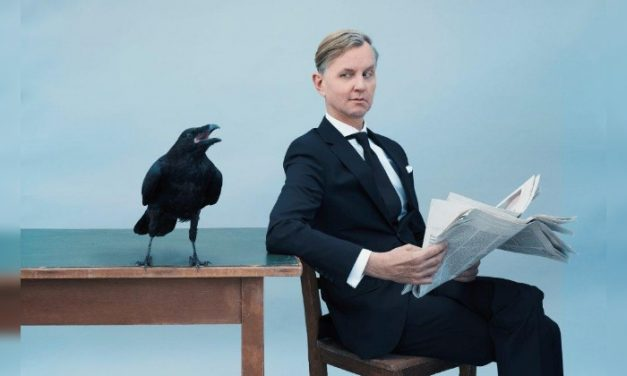 Max Raabe and Palast Orchester bring roaring 20s to Manchester's Bridgewater Hall