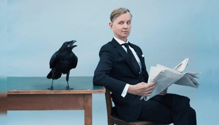 Manchester gigs - Max Raabe - image courtesy Gregor Hohenberg
