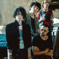 Manchester gigs - Mystery Jets - image courtesy Phoebe Fox