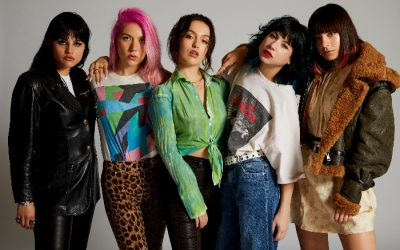 Nasty Cherry heading to Manchester Academy after releasing debut EP