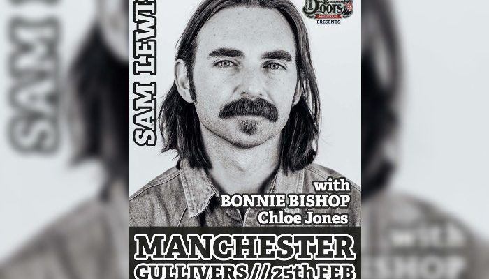 Manchester gigs - Sam Lewis
