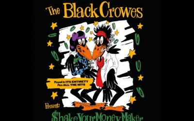 The Black Crowes announce Manchester O2 Apollo
