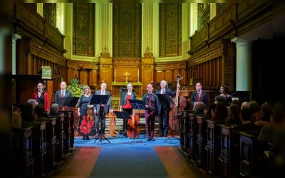 Manchester Baroque to perform three concerts at St Ann's Church