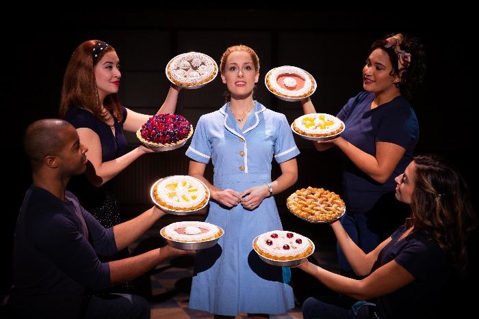 Broadway and West End musical Waitress coming to Manchester's Opera House