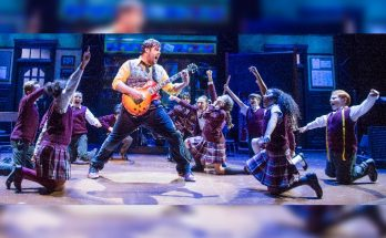 Manchester theatre - School of Rock