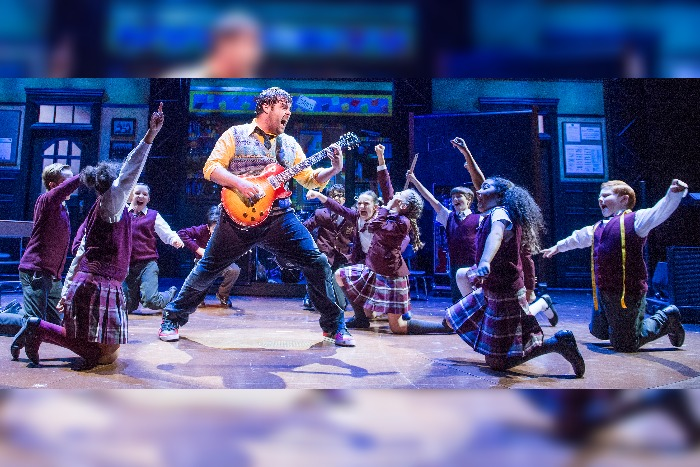 School of Rock The Musical will come to Manchester's Palace Theatre