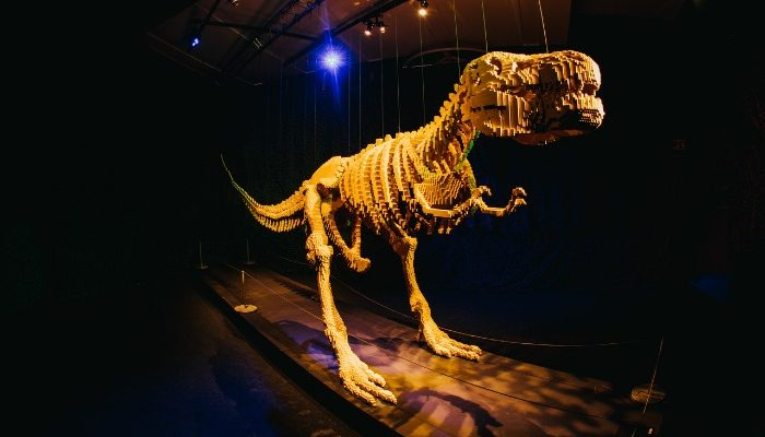 Manchester life - The Art of the Brick - image courtesy Jack Kirwin