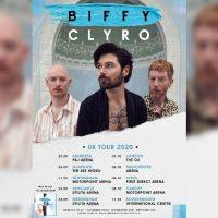Manchester gigs - Biffy Clyro