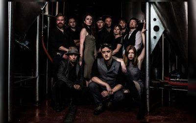 Dutty Moonshine Big Band head to Gorilla ahead of new album