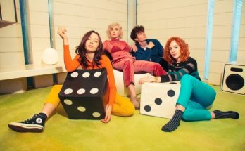 Manchester gigs - The Regrettes - image courtesy Claire Marie Vogel