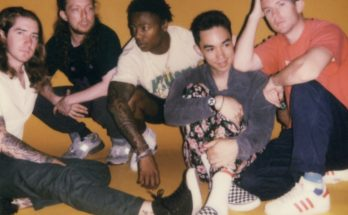 Manchester gigs - Turnstile - image courtesy Jimmy Fontaine