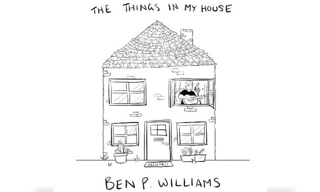 Ben Williams releases charity single The Things In My House
