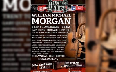 Buckle and Boots to stream virtual festival this weekend