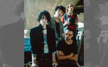 Mystery Jets - image courtesy Phoebe Fox