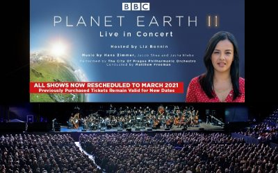 Planet Earth II Live rescheduled to Spring 2021
