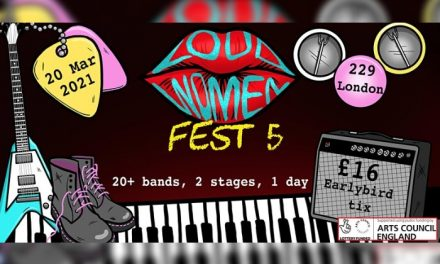 BEYOND MANCHESTER: Loud Women 5 announce further acts for all-womxn-led line up