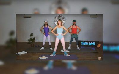 Kerri Watt brings back the 80s for new music video