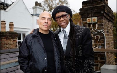 Manchester's RNCM awards Honorary Professorships to Nile Rodgers and Merck Mercuriadis
