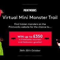 Printworks - Mini Monsters Trail