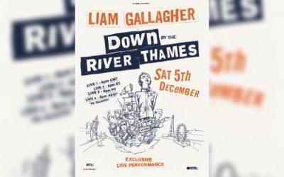 Liam Gallagher announces exclusive live stream gig