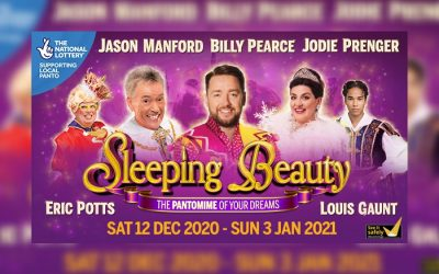 Manchester Opera House to reopen with Sleeping Beauty