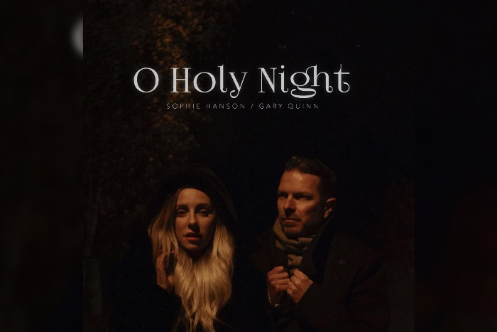 Gary Quinn and Sophie Hanson release Christmas single